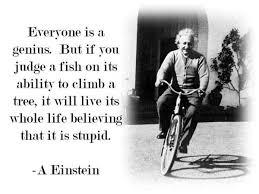 Einstein anders