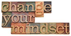 Verandering van Mindset